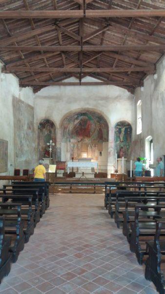 L'église San Pietro in Mavino de Sirmione