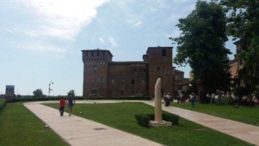 Le palais ducal de Mantoue
