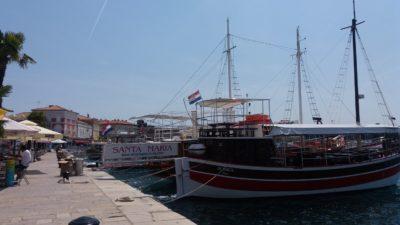 Le port de Porec