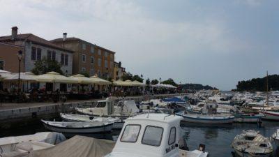 Le port de Rovinj