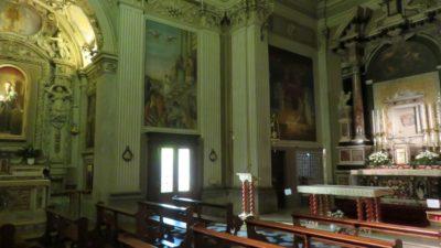Le sanctuaire Madonna Della Neve à Iseo