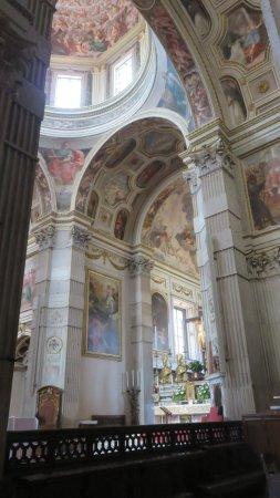la basilique st André de Mantoue