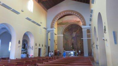 L'église St Antoine de Padoue à Pula
