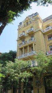Beaux immeubles dans le centre de Pula