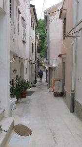 Les ruelles de Baska - île de Krk (Croatie)