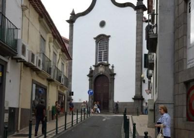L'église do Carmo de Funchal - Madère