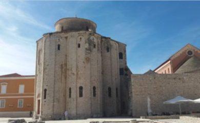 L'église St Donat de Zadar