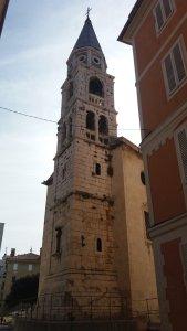 L'église St Elie - Zadar