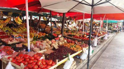 Au marché de Zadar