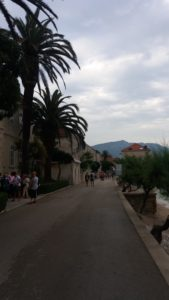 Balade à Orebic - Croatie
