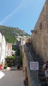 La muraille de Ston - Croatie