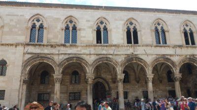 Le palais du Recteur - Dubrovnik