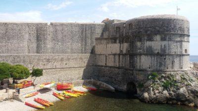 Le fort Bokar - Dubrovnik