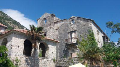 Perast et ses vieilles maisons - Monténégro