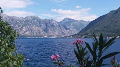 La baie de Kotor - Monténégro