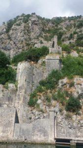 La muraille de Kotor - Monténégro