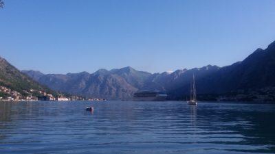 La baie de Kotor au petit matin - Monténégro
