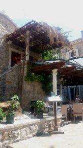 Dans la vieille ville de Budva - Monténégro