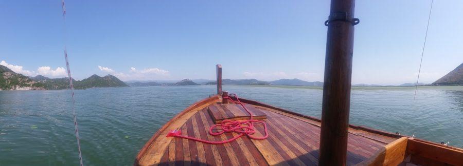 Balade sur le lac Skadar - Monténégro