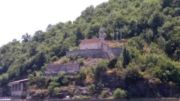Petite chapelle près de Virpazar - Monténégro