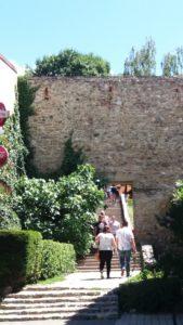 Les vieilles fortifications de Zagreb