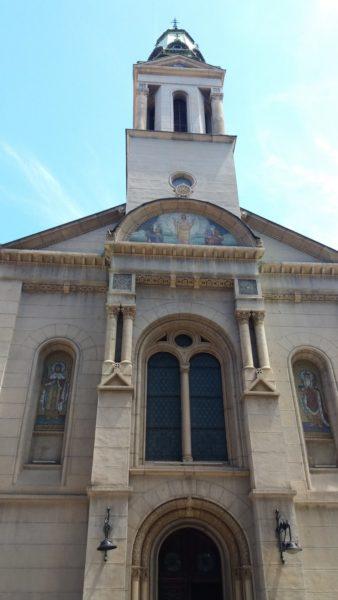 La cathédrale de la Transfiguration - Zagreb