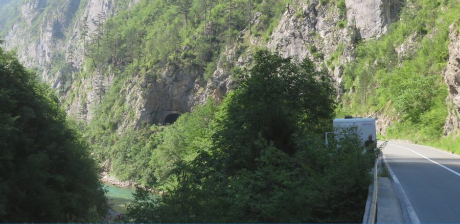 Canyon de la Tara - Monténégro