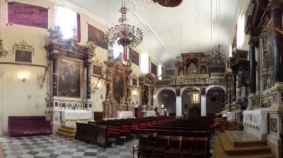 L'église St Sauveur - Dubrovnik