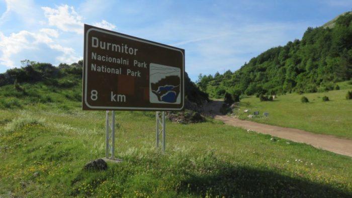 Nous entrons dans le parc national du Durmitor - Monténégro