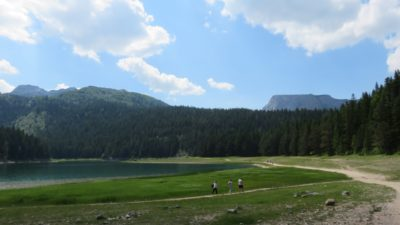 Le Lac Noir - Parc du Durmitor (Monténégro)