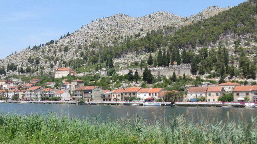 Komin à l'embouchure de la Neretva - Croatie