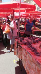 Le marché Dolac - Zagreb