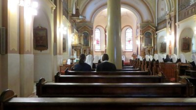 Eglise de Zagreb