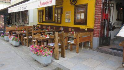 Restaurants dans les ruelles de la ville - Zagreb