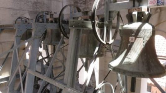 Les cloches du campanile de la cathédrale Sveti Dujam - Split