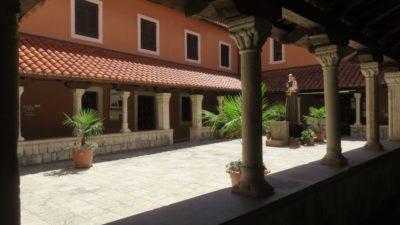 Le couvent St François - Split
