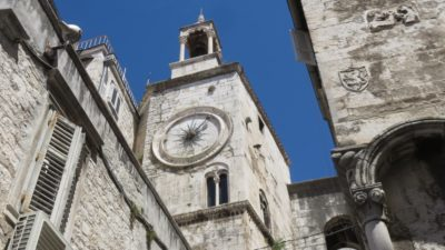Tour de l'horloge - Split