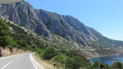 Sur la riviera de Makarska - Croatie