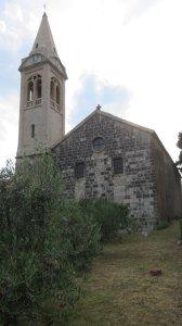 L'église de Zaostrog