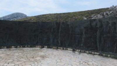 Mémorial de la 2ème guerre mondiale - Presqu'île de Peljesac