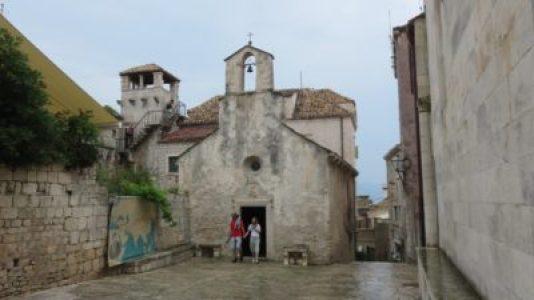 L'église St Pierre - Korcula