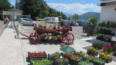 Arrivée à Herceg Novi - Monténégro