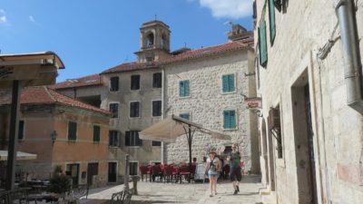 Dans la vieille ville de Kotor - Monténégro