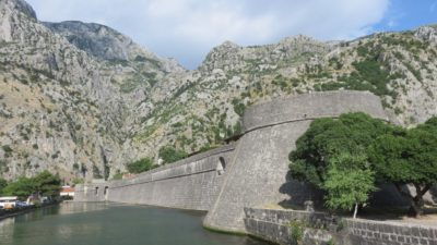 La forteresse de Kotor - Monténégro