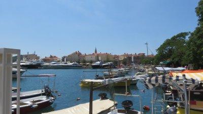 Le port de plaisance de Budva - Monténégro