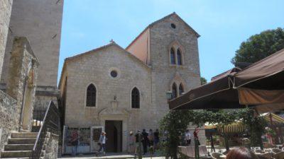 L'église St Jean de Budva - Monténégro
