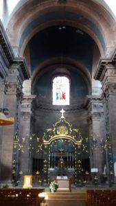 L'église St Christophe de Belfort