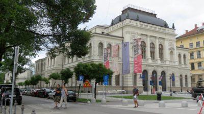 La Galerie Nationale - Lubljana (Slovénie)