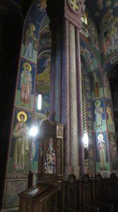 L'Eglise orthodoxe serbe de st Cyril et Méthode - Ljubljana