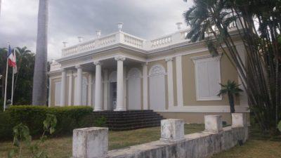 Le musée Léon Dierx à St Denis (Réunion)